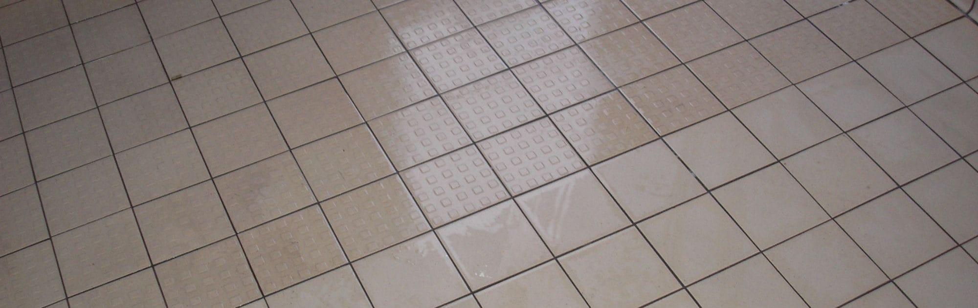 tiled after