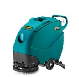 E50 eureka floor scrubber dryer