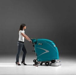 E61M scrubber dryer