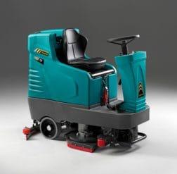 EZY-Rider-75 ride-on scrubber dryer