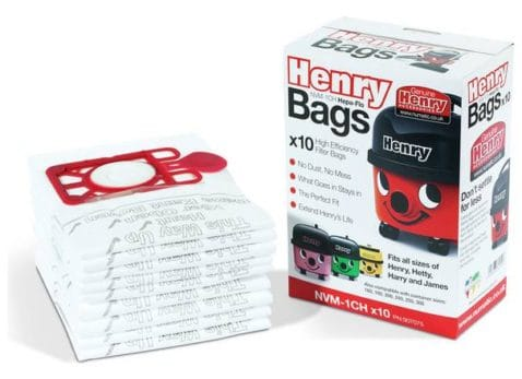 henry hoover bags