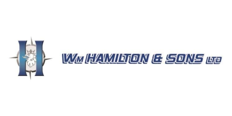 william hamilton and sons ltd logo