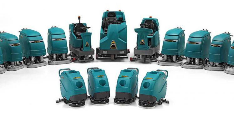 floor scrubber lanarkshire scrubber dryer